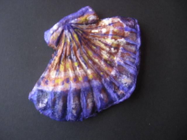 Морские поделки из соленого теста для школы