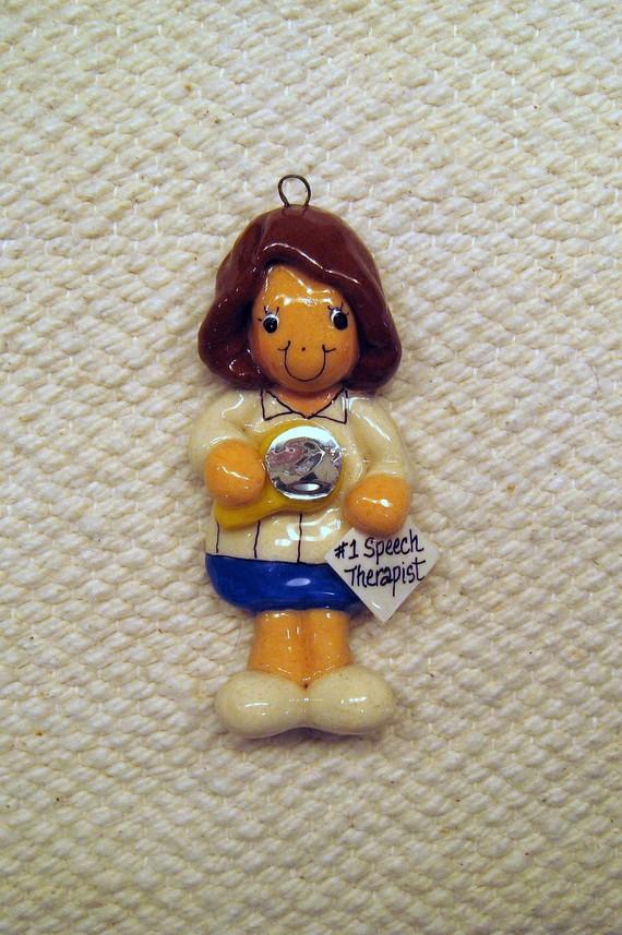 Медсестра из соленого теста: фигурка-поделка, фото