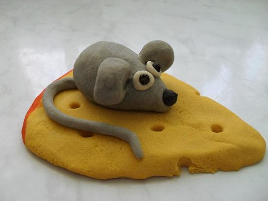 Мышки и сыр своими руками