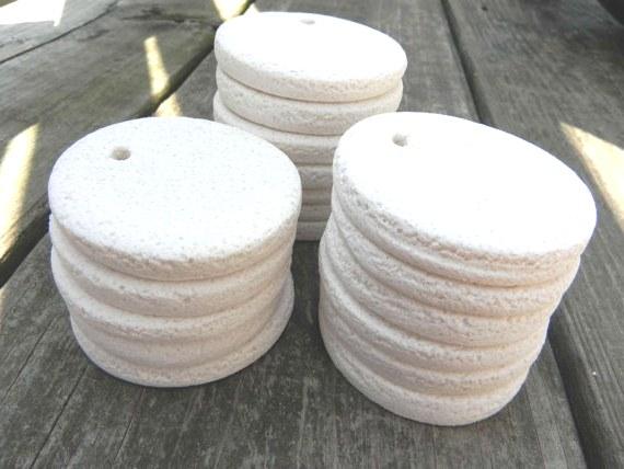 Заготовки для поделок из соленого теста